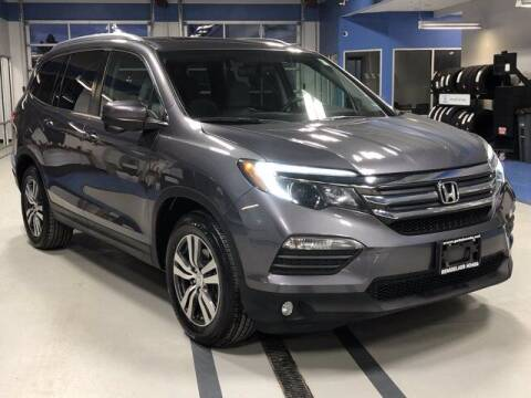 2016 Honda Pilot for sale at Simply Better Auto in Troy NY