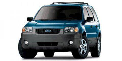 2006 Ford Escape for sale at Hawk Ford of St. Charles in St Charles IL