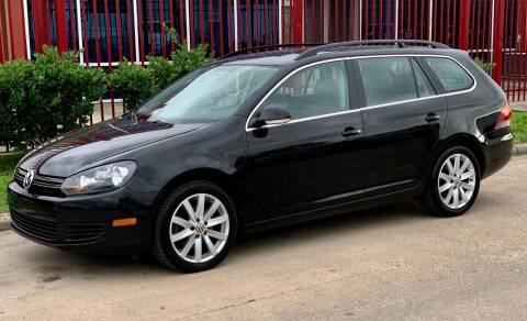 2011 Volkswagen Jetta for sale at Texas Auto Corporation in Houston TX