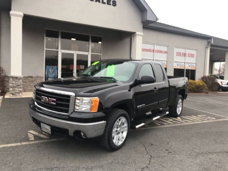 2007 GMC Sierra 1500 for sale at Keystone Used Auto Sales in Brodheadsville PA