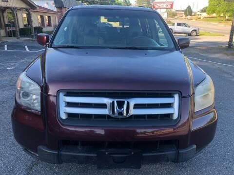 2008 Honda Pilot for sale at CAR STOP INC in Duluth GA