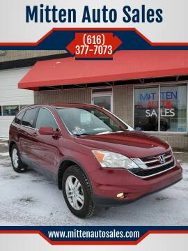2010 Honda CR-V for sale at Mitten Auto Sales in Holland MI