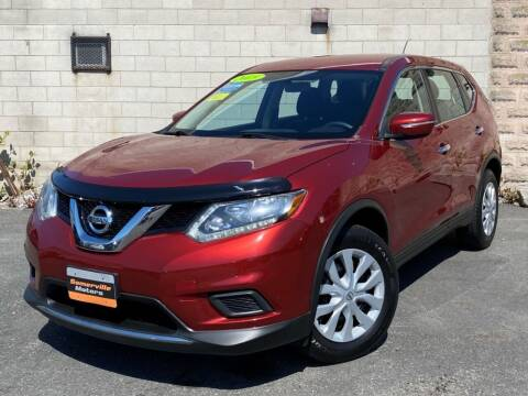 2015 Nissan Rogue for sale at Somerville Motors in Somerville MA
