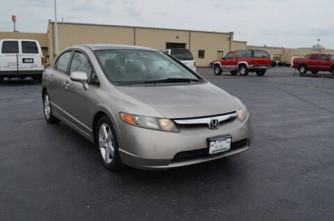 2006 Honda Civic for sale at VIP Auto Sales & Service in Franklin OH