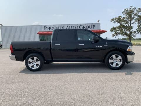 2012 RAM Ram Pickup 1500 for sale at PHOENIX AUTO GROUP in Belton TX