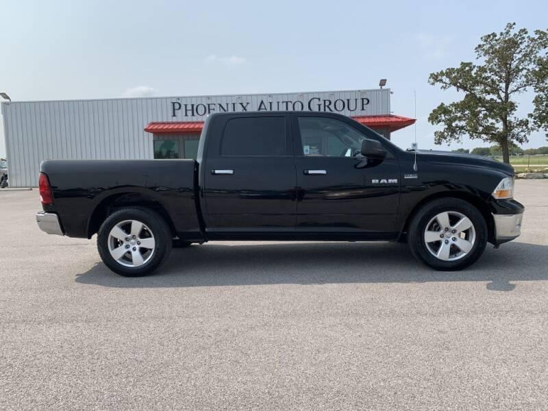 2012 RAM Ram Pickup 1500 for sale at PHOENIX AUTO GROUP in Belton TX