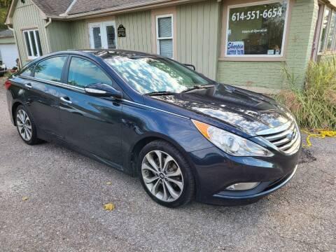 2014 Hyundai Sonata for sale at Sharpin Motor Sales in Columbus OH