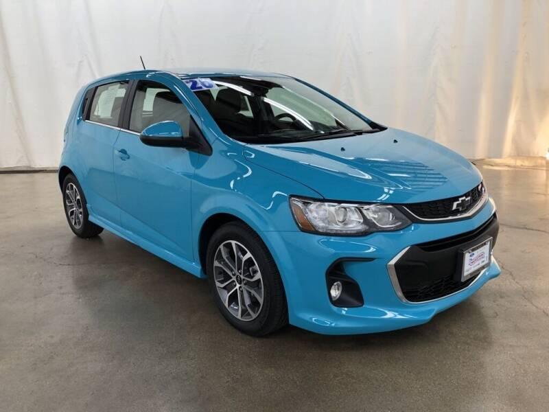 2020 Chevrolet Sonic for sale in Barrington, IL