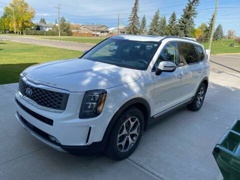 2020 Kia Telluride for sale at Canuck Truck in Magrath AB