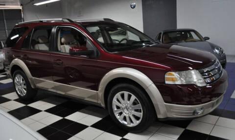2008 Ford Taurus X for sale at Podium Auto Sales Inc in Pompano Beach FL