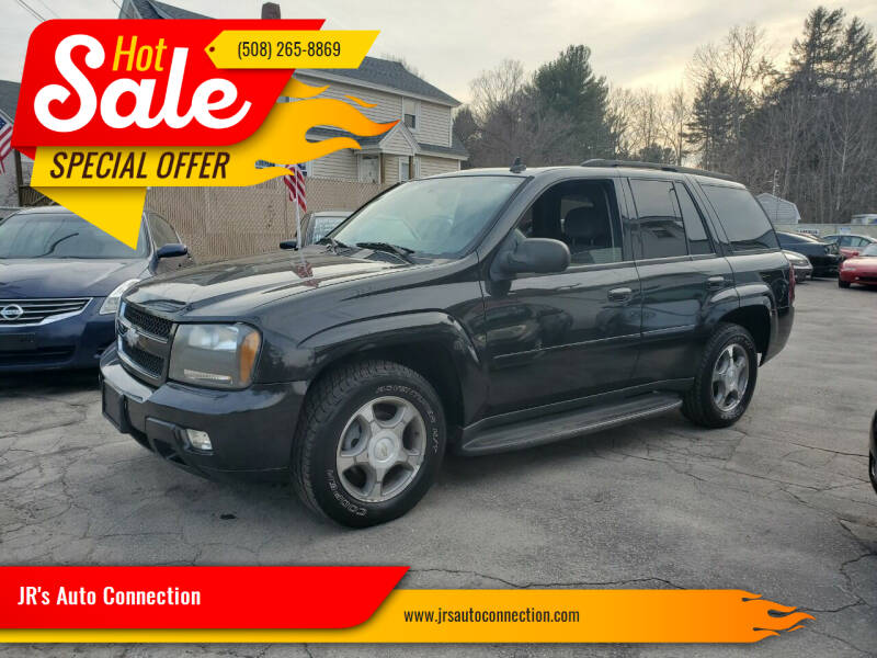 2008 Chevrolet TrailBlazer for sale at JR's Auto Connection in Hudson NH