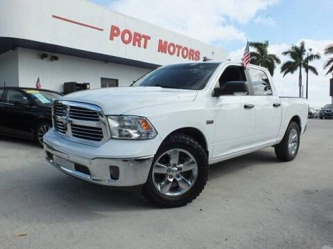 2017 RAM Ram Pickup 1500 for sale at Automotive Credit Union Services in West Palm Beach FL