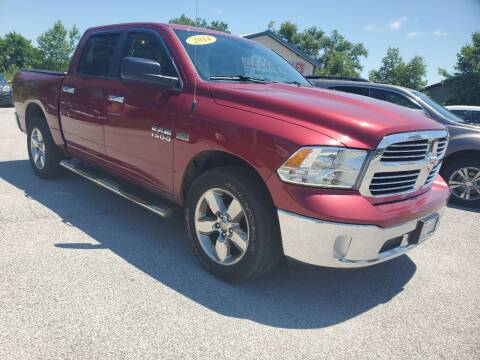 2014 RAM Ram Pickup 1500 for sale at Reliable Cars Sales in Michigan City IN