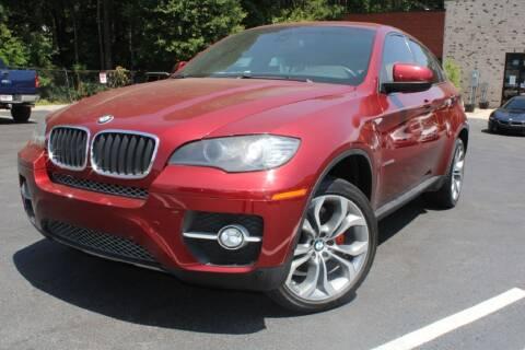 2011 BMW X6 for sale at Atlanta Unique Auto Sales in Norcross GA