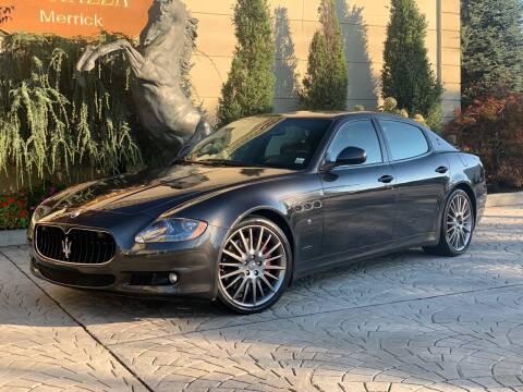 2011 Maserati Quattroporte for sale at Jerusalem Auto Inc in North Merrick NY