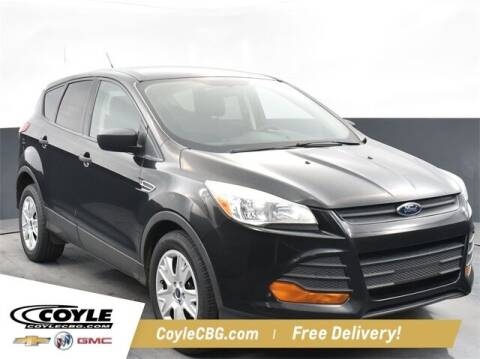 2015 Ford Escape for sale at COYLE GM - COYLE NISSAN - New Inventory in Clarksville IN