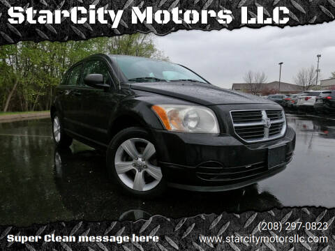 2010 Dodge Caliber for sale at StarCity Motors LLC in Garden City ID