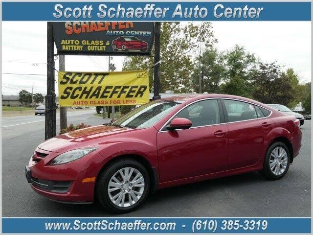 2009 Mazda MAZDA6 for sale at Scott Schaeffer Auto Center in Birdsboro PA