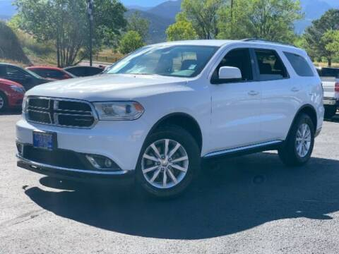 2015 Dodge Durango for sale at Lakeside Auto Brokers Inc. in Colorado Springs CO