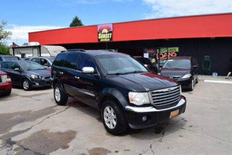 2007 Chrysler Aspen for sale at Sunset Auto Sales & Repair in Lasalle CO