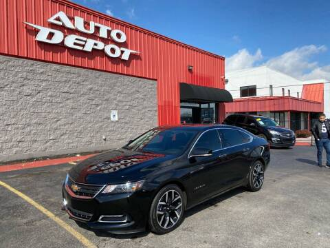 2016 Chevrolet Impala for sale at Auto Depot of Madison in Madison TN