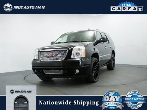 2014 GMC Yukon for sale at INDY AUTO MAN in Indianapolis IN