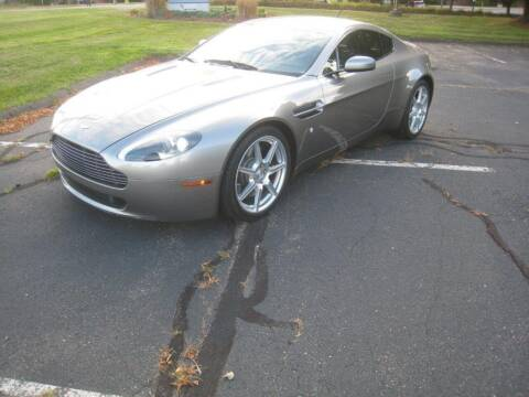 2006 Aston Martin V8 Vantage for sale at Village Auto Sales in Milford CT