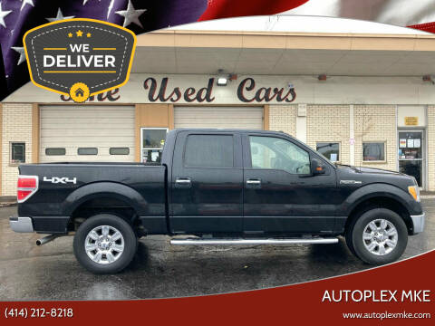2010 Ford F-150 for sale at Autoplexwest in Milwaukee WI