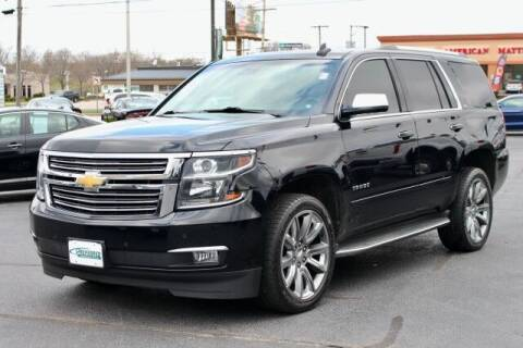 2016 Chevrolet Tahoe for sale at Preferred Auto Fort Wayne in Fort Wayne IN