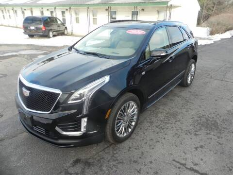 2020 Cadillac XT5 for sale at Thompson Car Company in Bad Axe MI