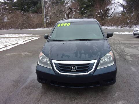 2010 Honda Odyssey for sale at Auto Sales Sheila, Inc in Louisville KY