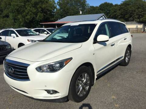 2015 Infiniti QX60 for sale at Signal Imports INC in Spartanburg SC