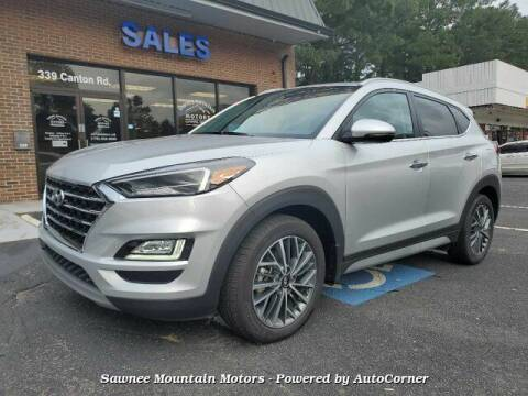 2019 Hyundai Tucson for sale at Michael D Stout in Cumming GA