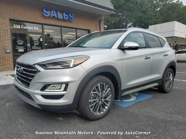 2019 Hyundai Tucson for sale at Michael D Stout in Cumming GA