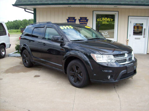 2012 Dodge Journey for sale at Summit Auto Inc in Waterford PA