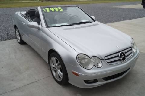 2007 Mercedes-Benz CLK for sale at Deaux Enterprises, LLC. in Saint Martinville LA
