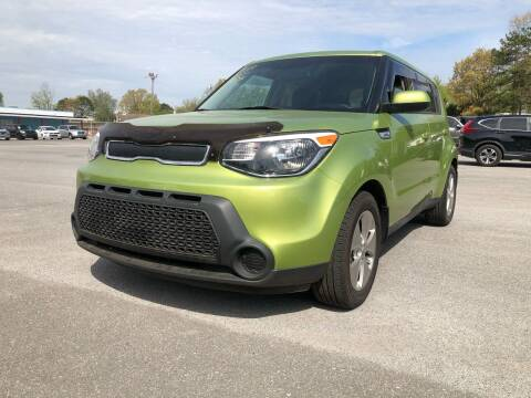 2016 Kia Soul for sale at Morristown Auto Sales in Morristown TN