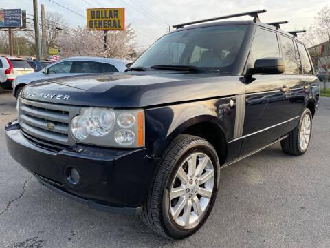2009 Land Rover Range Rover for sale at Diana Rico LLC in Dalton GA