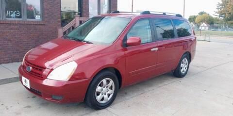 2008 Kia Sedona for sale at CARS4LESS AUTO SALES in Lincoln NE