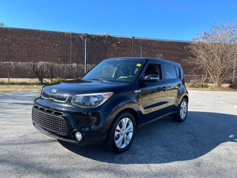 2016 Kia Soul for sale at RoadLink Auto Sales in Greensboro NC
