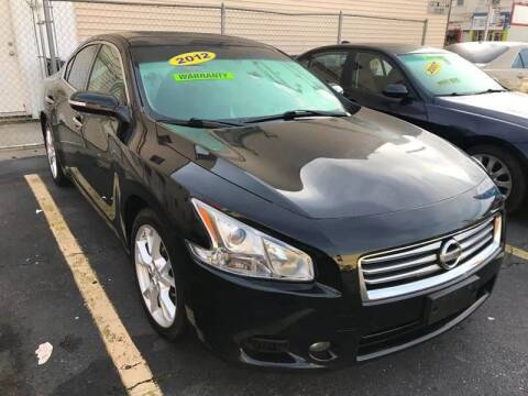 2012 Nissan Maxima for sale at Xpress Auto Sales & Service in Atlantic City NJ