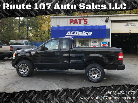 2005 Ford F-150 for sale at Route 107 Auto Sales LLC in Seabrook NH