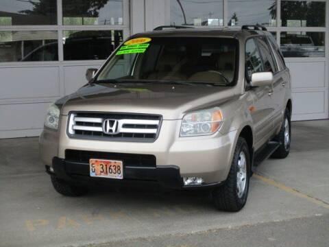 2006 Honda Pilot for sale at Select Cars & Trucks Inc in Hubbard OR