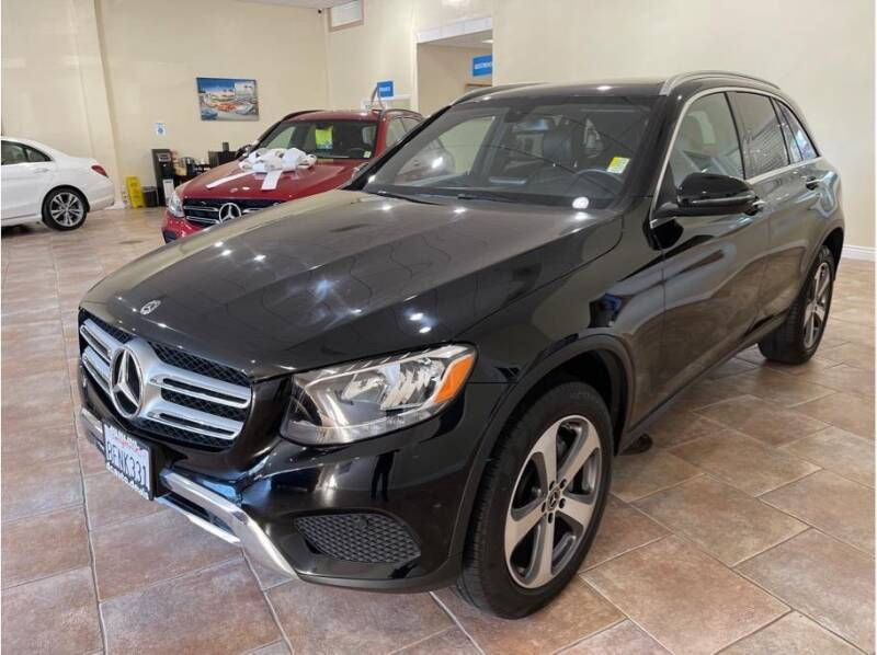 2019 Mercedes-Benz GLC for sale at AutoDeals in Daly City CA