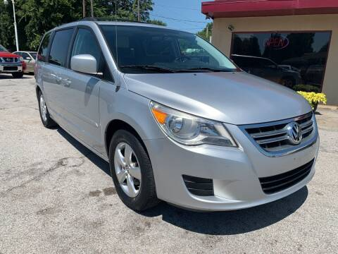 2009 Volkswagen Routan for sale at New To You Motors in Tulsa OK
