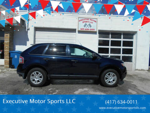 2010 Ford Edge for sale at Executive Motor Sports LLC in Sparta MO