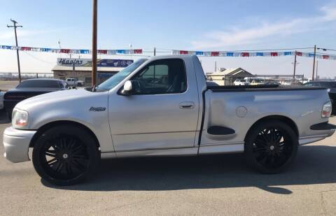 2004 Ford F-150 SVT Lightning for sale at First Choice Auto Sales in Bakersfield CA