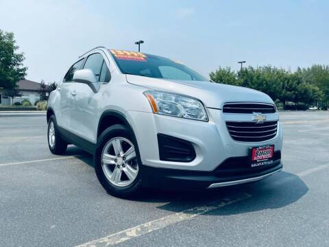 2016 Chevrolet Trax for sale at Bargain Auto Sales LLC in Garden City ID