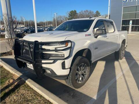 2020 Chevrolet Silverado 1500 for sale at Stanley Ford Gilmer in Gilmer TX