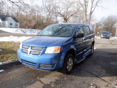 2008 Dodge Grand Caravan for sale at Mobility Motors LLC - A Wheelchair Van in Battle Creek MI